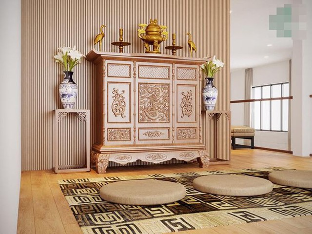 Nhà 1,5 tỷ đồng thiết kế đẹp như biệt thự hạng sang - Ảnh 6.