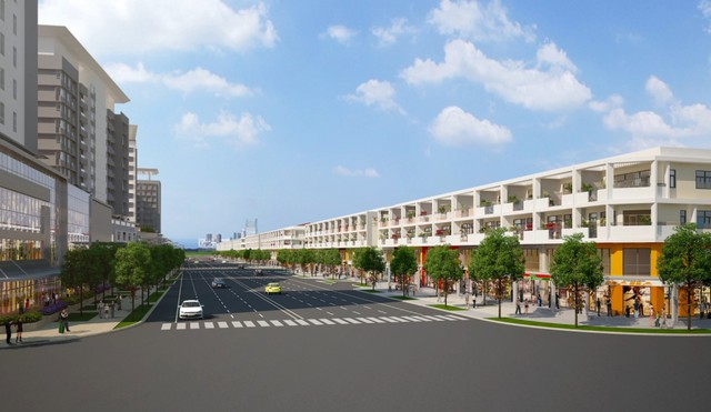 Diễn biến trái chiều của thị trường nhà phố tại TP.HCM - Ảnh 1.