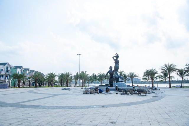 Cận cảnh tiến độ đại đô thị Vinhomes Ocean Park Gia Lâm, siêu dự án lớn nhất từ trước đến nay của Vingroup tại Hà Nội - Ảnh 15.