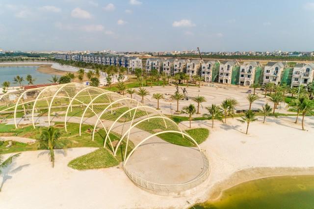 Cận cảnh tiến độ đại đô thị Vinhomes Ocean Park Gia Lâm, siêu dự án lớn nhất từ trước đến nay của Vingroup tại Hà Nội - Ảnh 14.