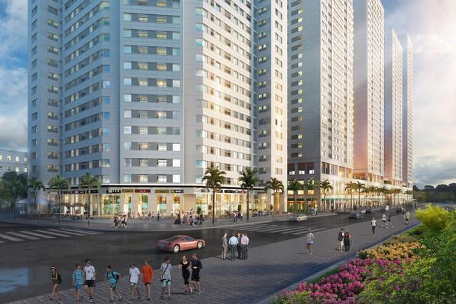 Diễn biến trái chiều của thị trường nhà phố tại TP.HCM - Ảnh 2.