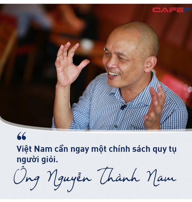 """Ông Nguyễn Thành Nam: Việt Nam đang đứng trước thời cơ giành độc lập"""" về công nghệ! - Ảnh 5."""