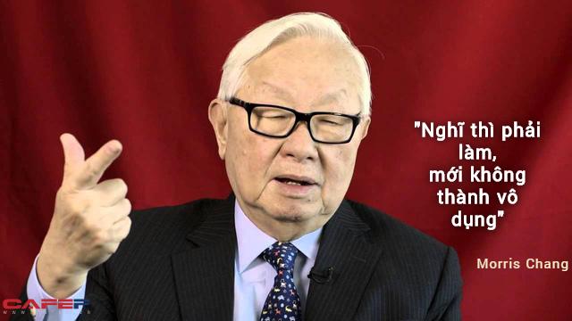 Bí quyết của Morris Chang, người đàn ông biến công nghiệp bán dẫn thành ngành tỷ phú: Tài năng đến mấy mà nói với tôi câu này, không bao giờ tôi lựa chọn anh! - Ảnh 2.