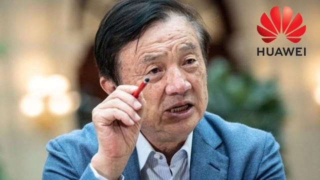 """Nhà sáng lập Huawei: """"Mỹ tạm hoãn lệnh cấm trong 90 ngày chẳng có ý nghĩa gì đối với chúng tôi"""" - Ảnh 1."""