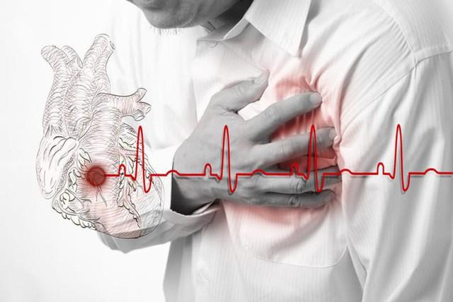 4 dấu hiệu cảnh báo tim của bạn đã gặp nguy hiểm: Hãy nhanh đi khám để tránh rủi ro - Ảnh 3.