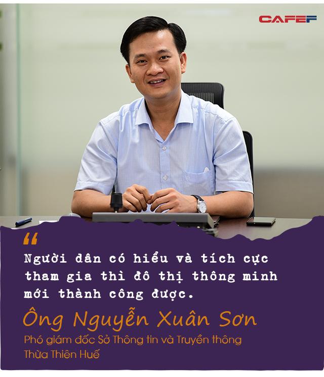 """Phía sau giải thưởng """"Dự án thành phố thông minh sáng tạo nhất châu Á"""" của Thừa Thiên Huế - Ảnh 8."""
