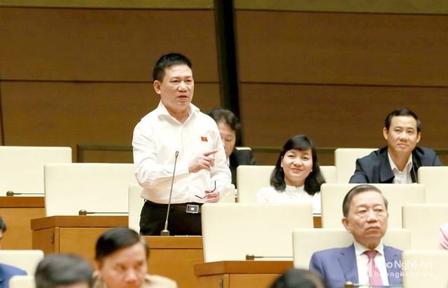 Tổng Kiểm toán Nhà nước tranh luận với Bộ trưởng Tài chính trên nghị trường vì vụ Unilever trốn thuế - Ảnh 1.