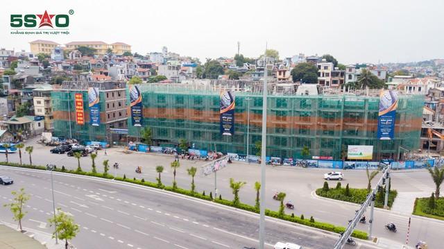 Tiến độ thi công Shophouse Loong Toòng: tháng 5 cất nóc, tháng 6 bàn giao - Ảnh 2.