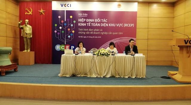 Việt Nam có nhiều lợi thế khi RCEP đàm phán thành công - Ảnh 1.