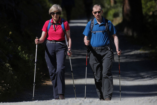 Những điều chưa biết về Theresa May: Đằng sau người phụ nữ thép là những khoảnh khắc đời thường đến không ngờ - Ảnh 3.