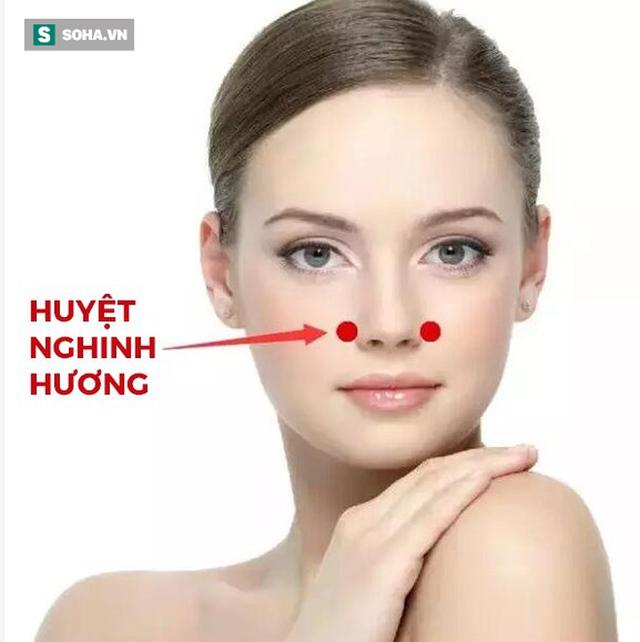 Bài bấm huyệt thông 7 lỗ làm khỏe nội tạng nổi tiếng Đông y: 5 phút để khỏe mạnh ít bệnh - Ảnh 1.