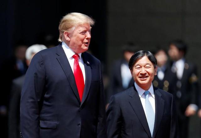 Nhật hoàng mở quốc yến chiêu đãi Tổng thống Trump - Ảnh 11.