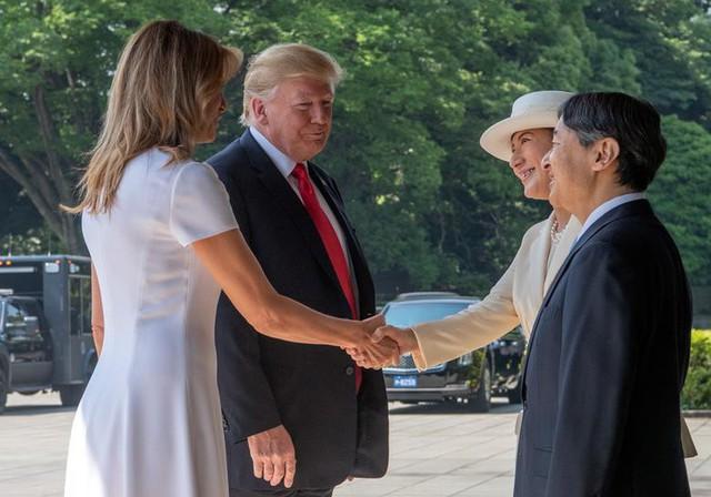 Nhật hoàng mở quốc yến chiêu đãi Tổng thống Trump - Ảnh 14.