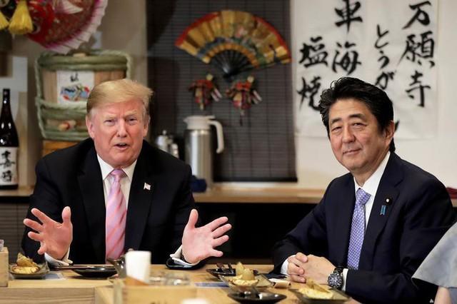 Nhật hoàng mở quốc yến chiêu đãi Tổng thống Trump - Ảnh 10.
