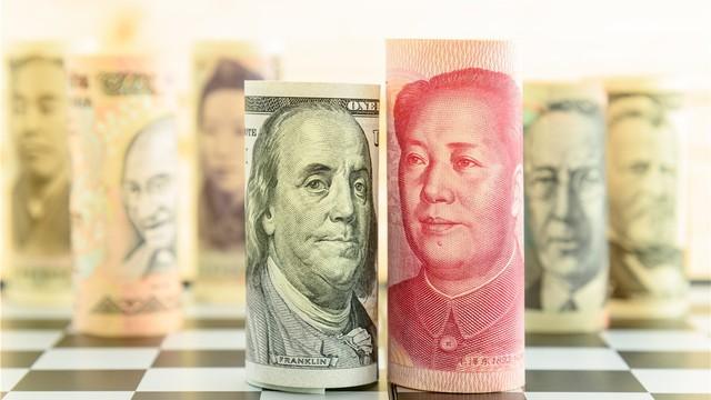 Trái phiếu châu Á - điểm đến đầu tư trong chiến tranh thương mại - Ảnh 1.