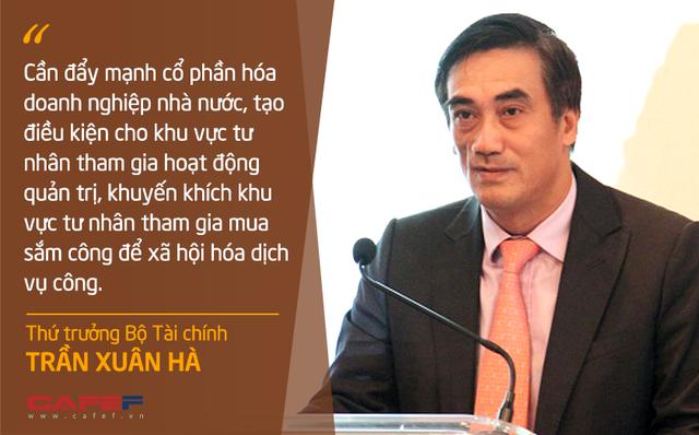 Các Bộ trưởng, Thứ trưởng tháo gỡ khúc mắc để khối tư nhân yên tâm kinh doanh - Ảnh 4.