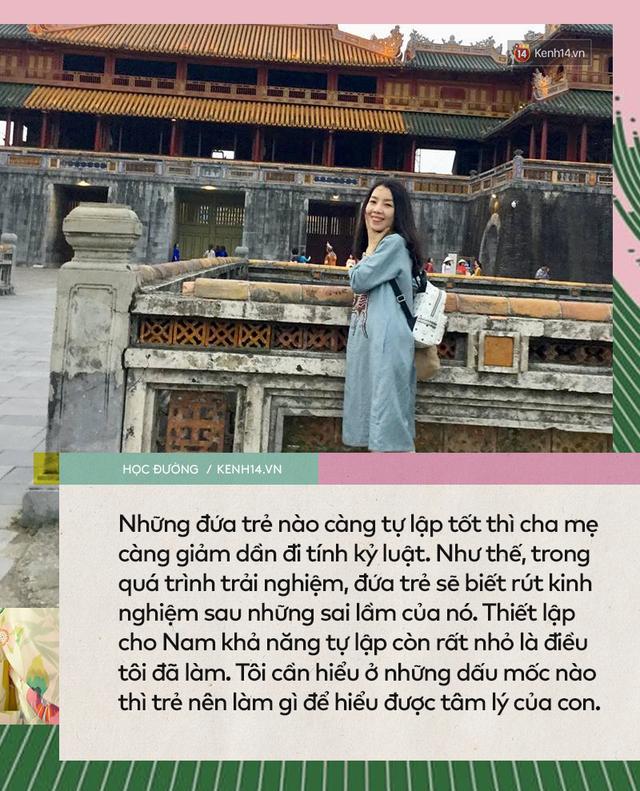 Phương pháp dạy con thành thần đồng của mẹ Đỗ Nhật Nam: Mình cũng khó chịu khi con không đạt thành tích như mong muốn - Ảnh 8.