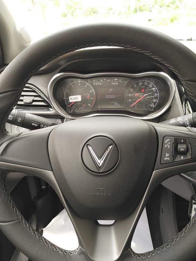 Lộ chi tiết VinFast Fadil bản thương mại đầu tiên, thời gian giao xe cận kề - Ảnh 9.