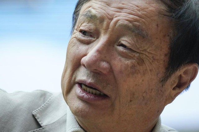 Những điều ít biết về 'pháo đài' công nghệ khổng lồ Huawei và nhà sáng lập bí ẩn Nhậm Chính Phi - Ảnh 2.