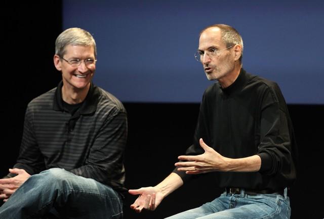 Có quá nhiều điều để học hỏi từ cách mà Steve Jobs thuyết phục Tim Cook gia nhập Apple khi công ty trên bờ vực phá sản 21 năm về trước - Ảnh 1.