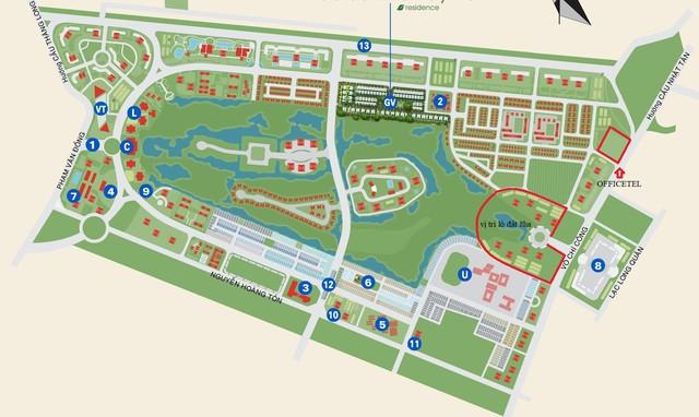 Thâu tóm 3 khu đất vàng, Vimedimex Group nhồi thêm nhà cao tầng vào khu đô thị Ciputra - Ảnh 1.
