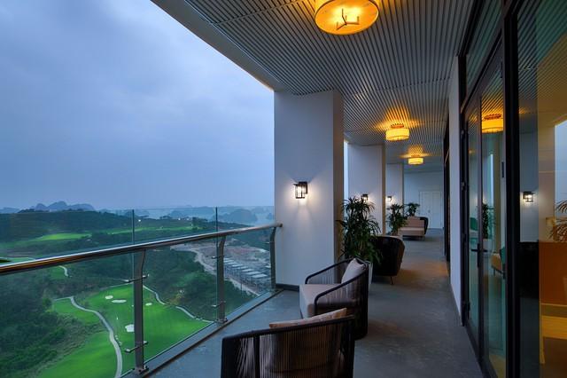 Cận cảnh phòng Tổng thống rộng 1.000 m2 tại khu quần thể có tầm nhìn đẹp nhất Hạ Long - Ảnh 4.