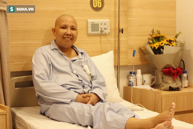 Sự thật từ bệnh nhân 7 năm điều trị ung thư: Rất nhiều người bệnh ung thư tự giết nhau - Ảnh 3.