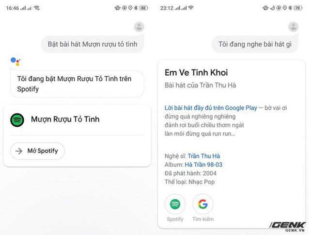 Trải nghiệm Google Assistant tiếng Việt: Thông minh, được việc, giọng êm nhưng đôi lúc đùa hơi nhạt - Ảnh 6.