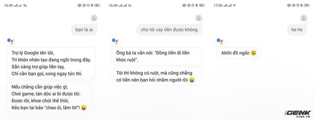 Trải nghiệm Google Assistant tiếng Việt: Thông minh, được việc, giọng êm nhưng đôi lúc đùa hơi nhạt - Ảnh 8.