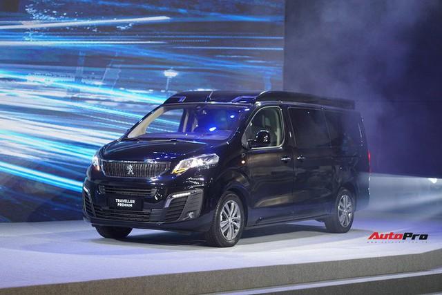Xuất xưởng Peugeot Traveller lắp ráp Việt Nam giá gần 1,7 tỷ đồng: Tham vọng mới của THACO - Ảnh 2.