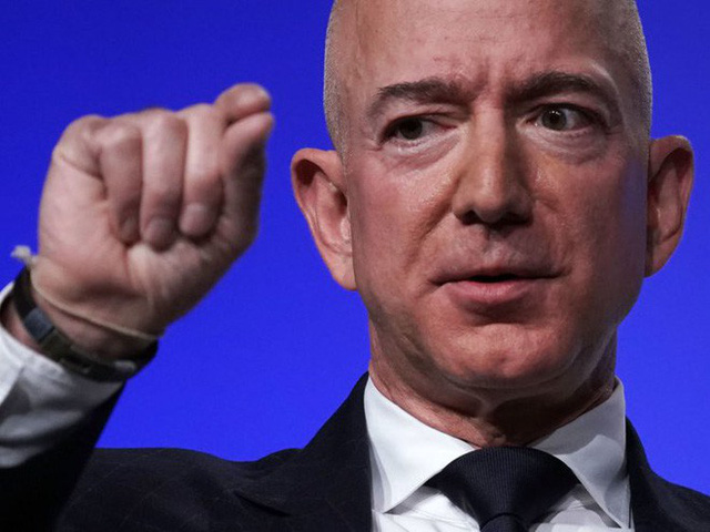 9 sự thật nổ não về sự giàu có tột cùng của CEO Amazon, Jeff Bezos - Ảnh 3.