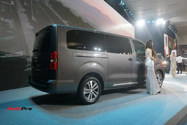 Xuất xưởng Peugeot Traveller lắp ráp Việt Nam giá gần 1,7 tỷ đồng: Tham vọng mới của THACO - Ảnh 3.