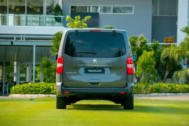 Xuất xưởng Peugeot Traveller lắp ráp Việt Nam giá gần 1,7 tỷ đồng: Tham vọng mới của THACO - Ảnh 8.
