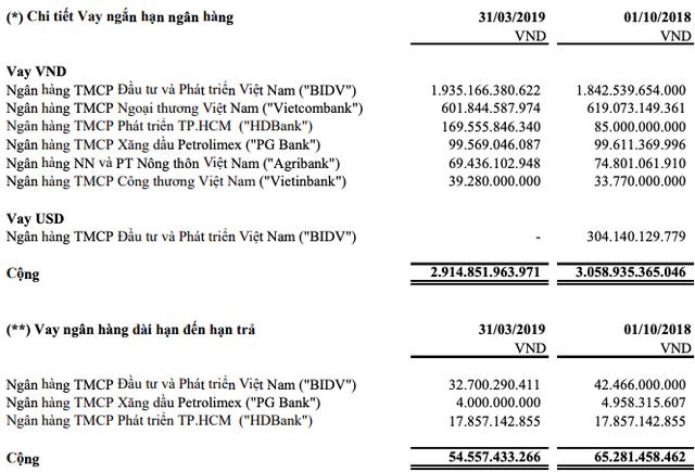 Dù lãi 7 tỷ trong quý 2, Hùng Vương sau cú sốc POR14 đang đối mặt với dư nợ vay gần 3.000 tỷ, lỗ luỹ kế 398 tỷ đồng - Ảnh 3.