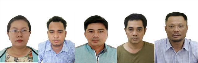 Khởi tố 5 đối tượng trong vụ đưa 149 người Việt trốn sang Đài Loan - Ảnh 1.