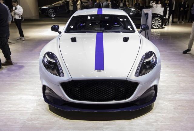 Aston Martin ra mắt ôtô điện đầu tiên giá hơn 300.000 USD - Ảnh 1.