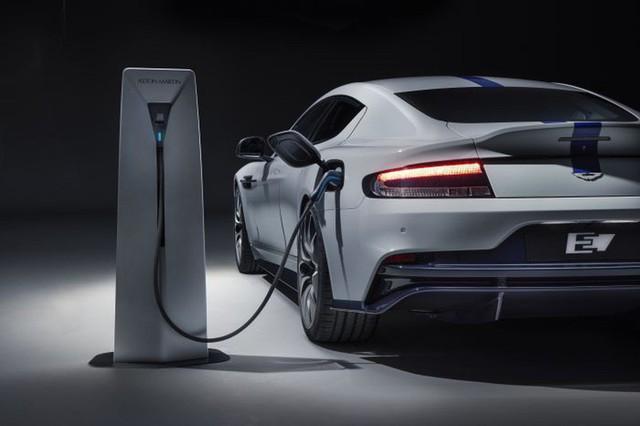 Aston Martin ra mắt ôtô điện đầu tiên giá hơn 300.000 USD - Ảnh 2.