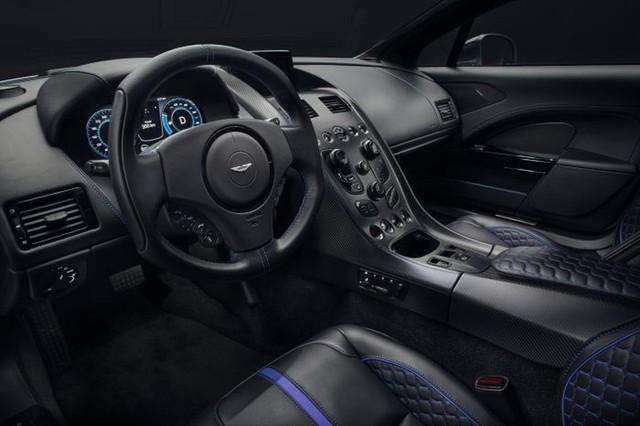 Aston Martin ra mắt ôtô điện đầu tiên giá hơn 300.000 USD - Ảnh 4.