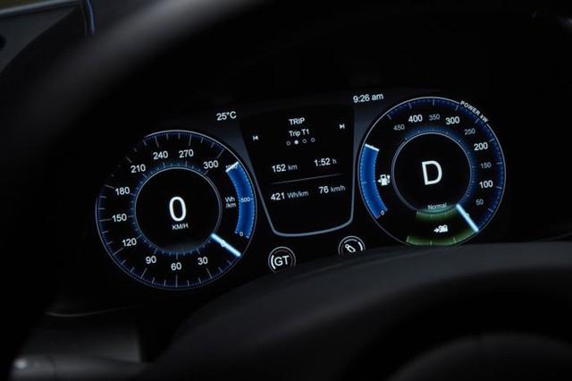 Aston Martin ra mắt ôtô điện đầu tiên giá hơn 300.000 USD - Ảnh 5.