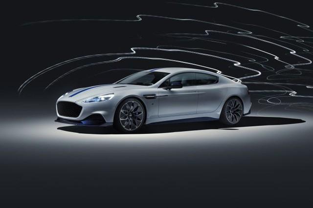 Aston Martin ra mắt ôtô điện đầu tiên giá hơn 300.000 USD - Ảnh 6.