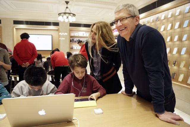 CEO Tim Cook: Tôi nghĩ mọi đứa trẻ trên thế giới đều cần học kỹ năng này! - Ảnh 1.