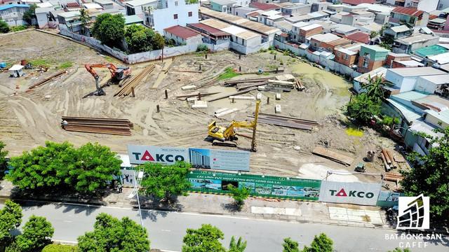 Cận cảnh dự án Đức Long Golden Land bị đắp chiếu vừa được chuyển sang cơ quan công an TPHCM điều tra - Ảnh 3.