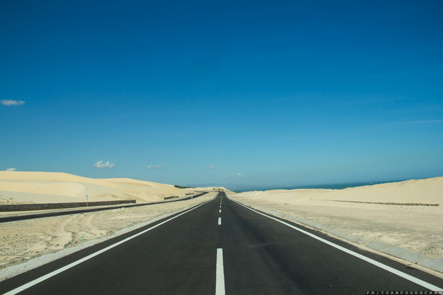 Cao tốc Bắc – Nam qua Bình Thuận có vốn đầu tư gần 40.000 tỷ (Nguồn: Internet).