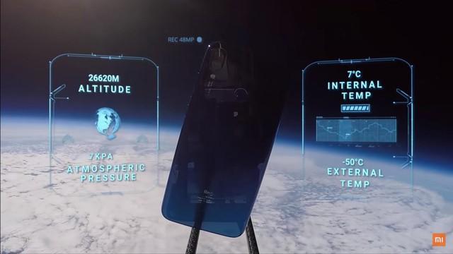 Dẹp Apple và Samsung đi, smartphone chơi lớn là phải bay lên vũ trụ bằng khinh khí cầu để chụp ảnh như này! - Ảnh 1.