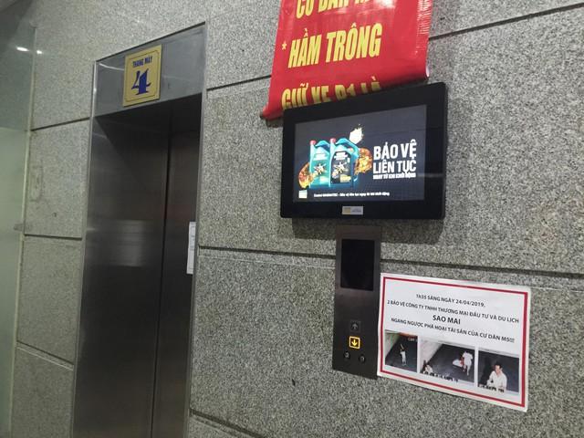 Hà Nội: Hàng loạt sai phạm tại chung cư M5 Nguyễn Chí Thanh - Ảnh 3.