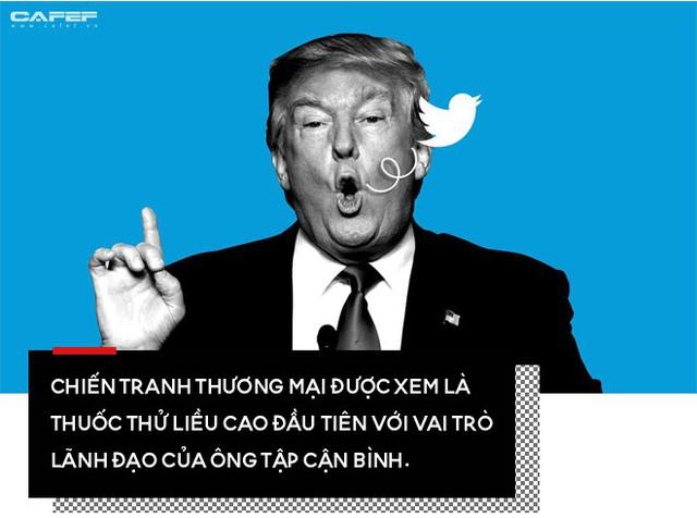 Tham vọng thống trị toàn cầu của Trung Quốc tả tơi vì ông Trump - Ảnh 2.
