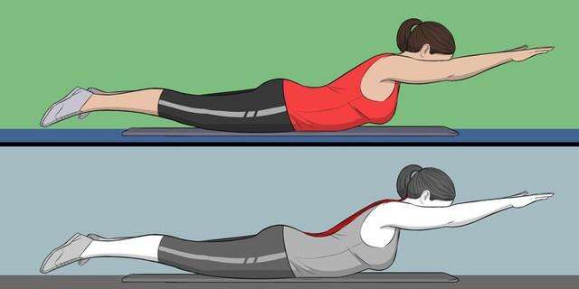 Tự chăm sóc cơ thể bằng những bài tập đơn giản sau một ngày dài làm việc, bạn sẽ chẳng cần phải đi spa hay massage tốn kém - Ảnh 9.
