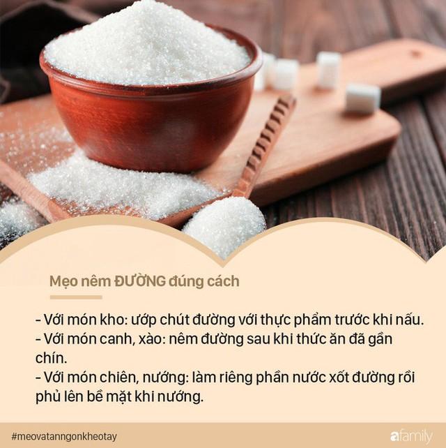 Nguyên tắc nêm nếm gia vị thường ngày để tránh biến thức ăn thành thuốc độc - Ảnh 2.