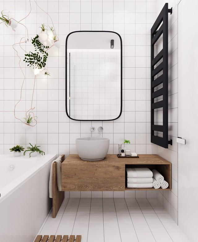 Mẫu phòng tắm đẹp hiện đại, phong cách - Ảnh 2.