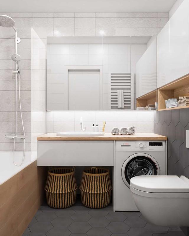 Mẫu phòng tắm đẹp hiện đại, phong cách - Ảnh 15.